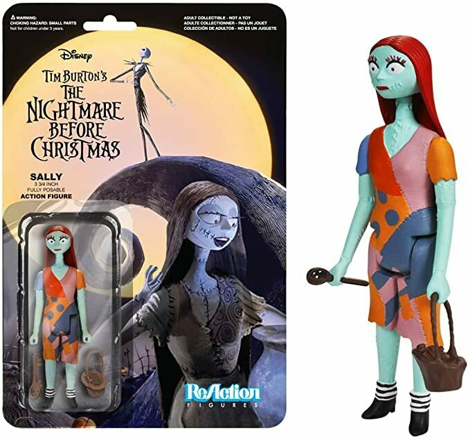 ReAction Nightmare Before Christmas Sally Figure