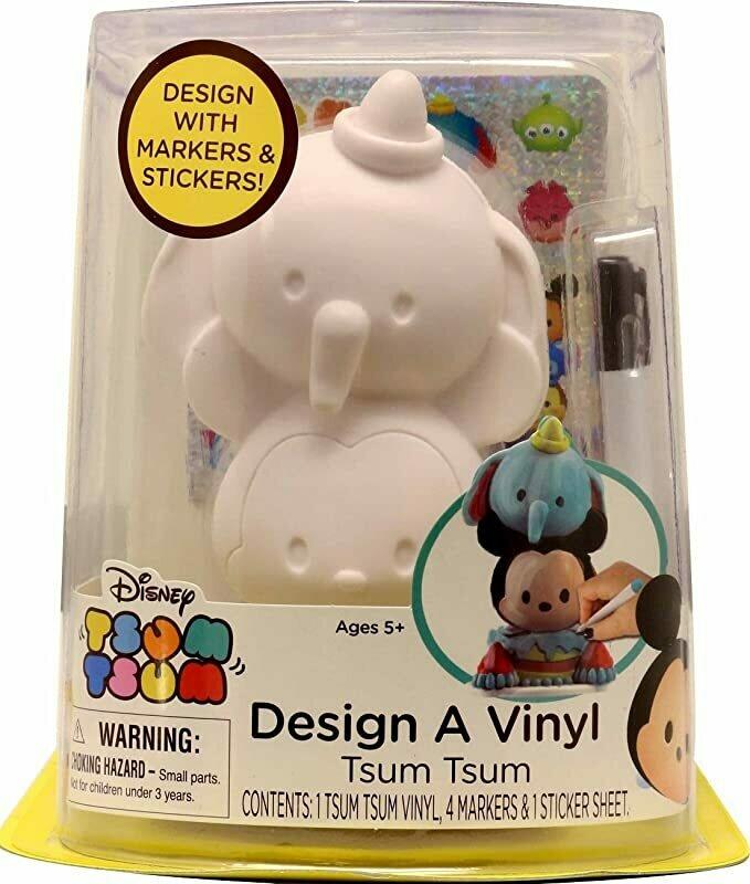 Tara Toy Tsum Tsum Design A Vinyl Kit