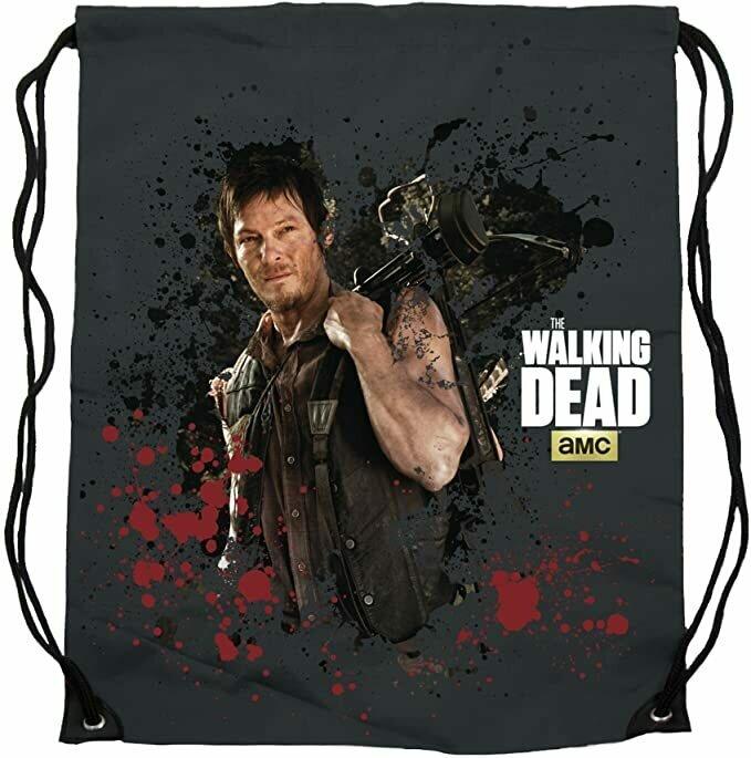 The Walking Dead Daryl Dixon Cinch Bag