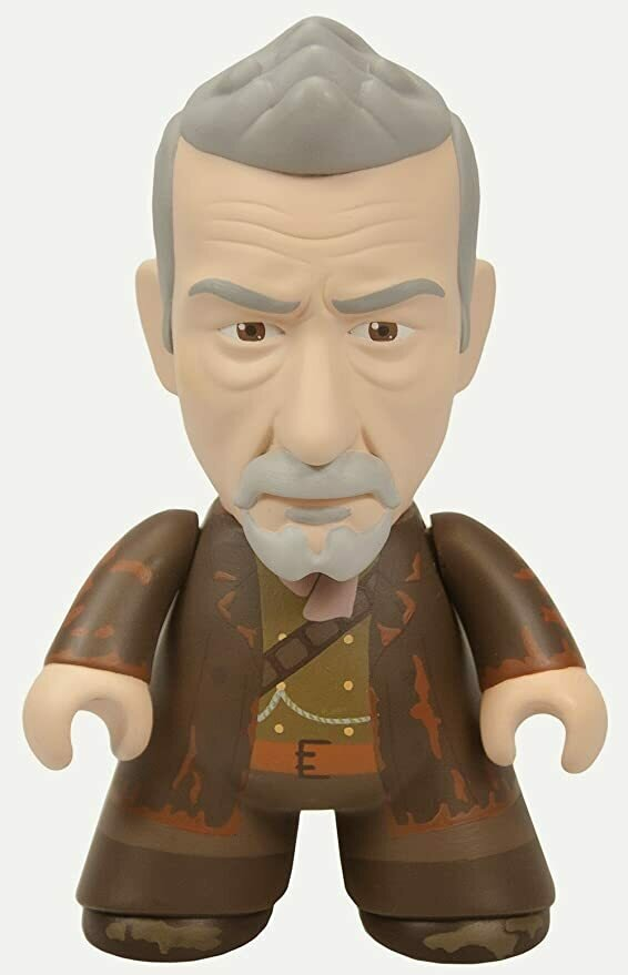"Titan Dr. Who Comic-Con Exclusive War Doctor 6.5"" Vinyl Figure"