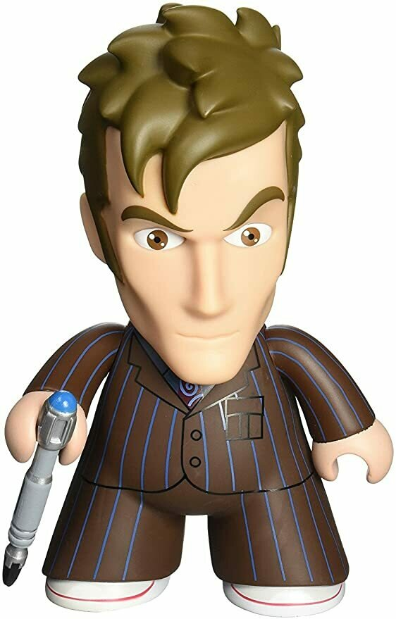 "Titan Merchandise Doctor Who Titans: 10th Doctor 6.5"" Vinyl Figure (Suited Version)"