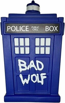 Doctor Who Titans Bad Wolf TARDIS 6.5