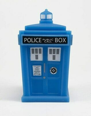 Titan Merchandise Doctor Who Titans Tardis (Glow in The Dark Version) 4.5