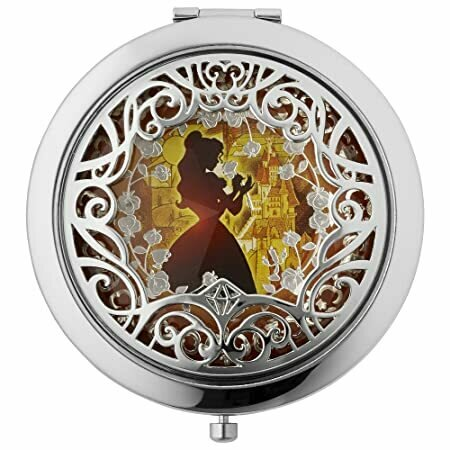Disney Sephora Collection 2015 Limited Edition Belle Compact Mirror