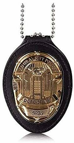 Flash TV Series Central City Police Badge Prop Replica by DC Collectibles
