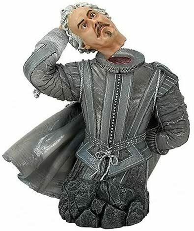 Harry Potter Nearly-Headless Nick Mini Bust