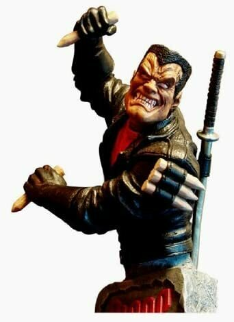Marvel Universe: Blade Mini-Bust