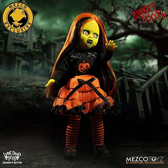 Mezco Sweet Tooth Living Dead Dolls Exclusive