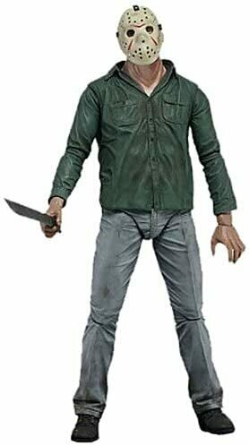 "NECA Friday the 13th Series 1 - Jason Part 3 Regular - 7"" Action Figure"