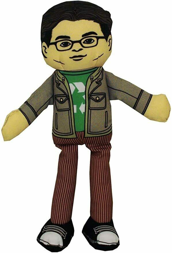 Ripple Junction Big Bang Theory Leonard 11 Plush