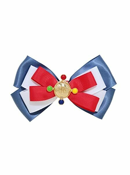 Sailor Moon Charm Cosplay Hair Bow