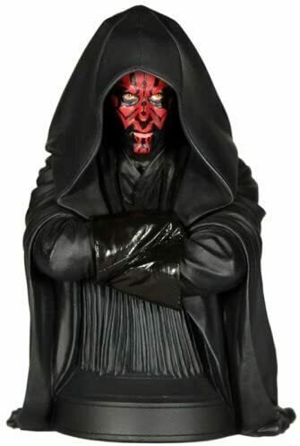 Star Wars: Darth Maul Mini-Bust