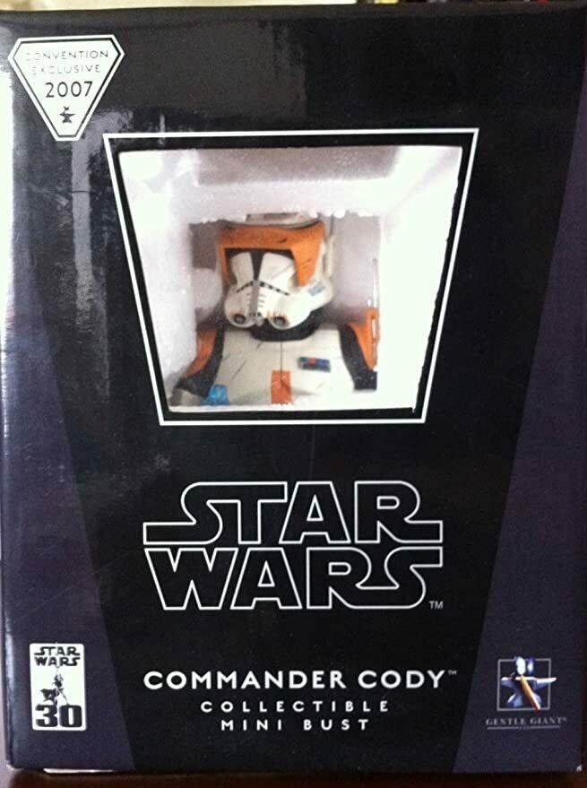 Star Wars Gentle Giant > Commander Cody Mini-Bust