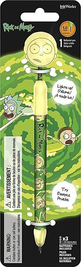 Trends International Morty Wiggle Pen