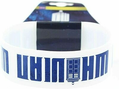 Underground Toys Doctor Who Rubber Wristband Whovian