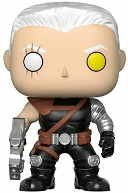 Funko Pop! Marvel: Deadpool Parody- Cable