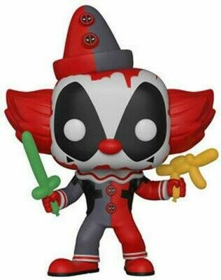 Funko Pop! Marvel: Deadpool Playtime - Deadpool Clown