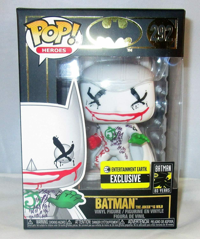 Funko Pop Heroes Batman The Joker is Wild
