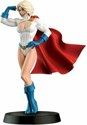 Eaglemoss DC Comics Super Hero Collection: #16 Powergirl Figurine