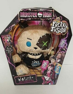 Monster High Freaky Fusion Watzit Frankie Plush Pet