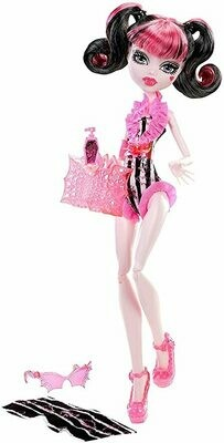 Monster High Beach Beasties Draculaura Doll