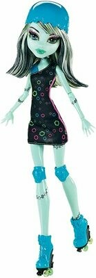 Monster High Roller Maze Frankie Stein Doll