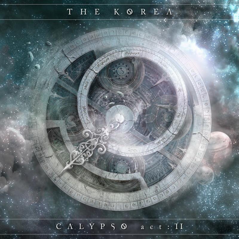 "THE KOREA - CD ""Calypso | Act II."" диджипак - подарочное издание"