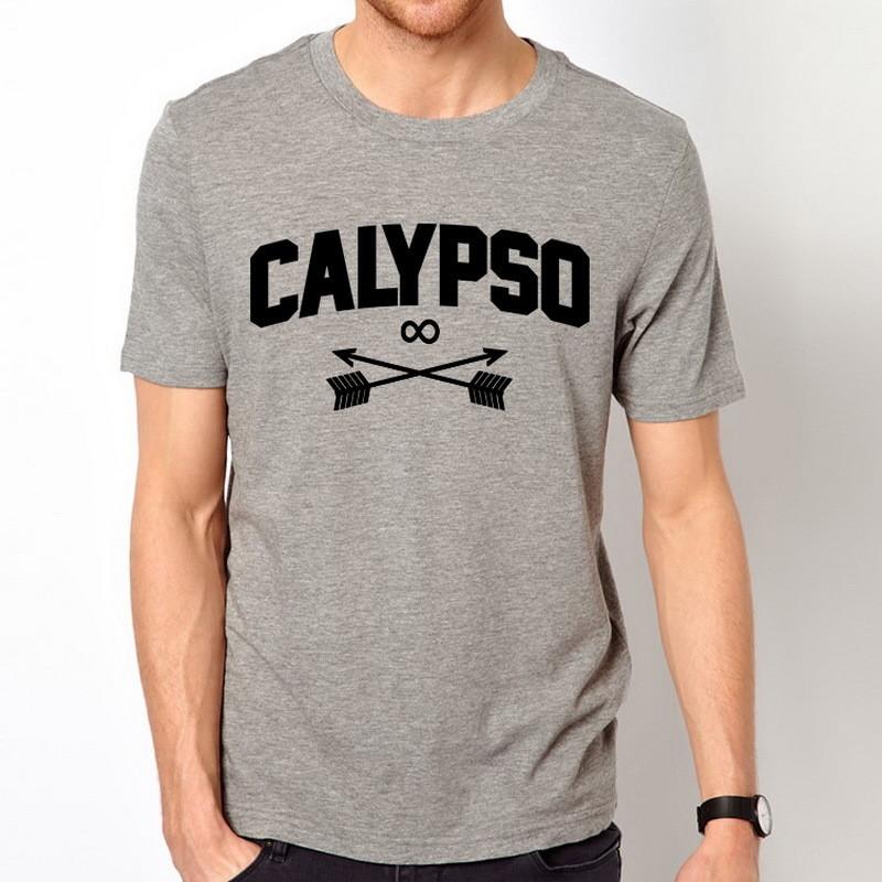 THE KOREA - футболка CALYPSO (серая)