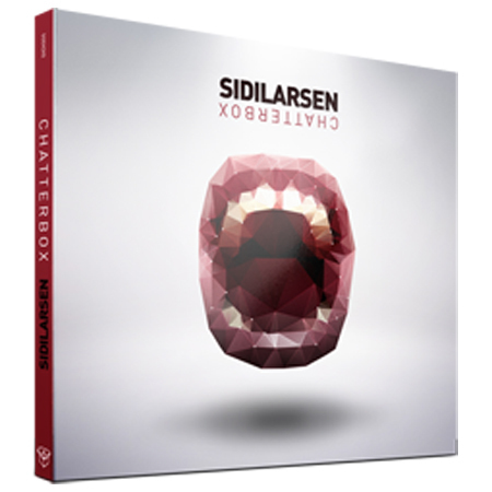"CD SIDILARSEN ""chatterbox"" 2014 (digipack)"