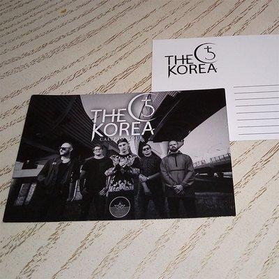 THE KOREA - открытка