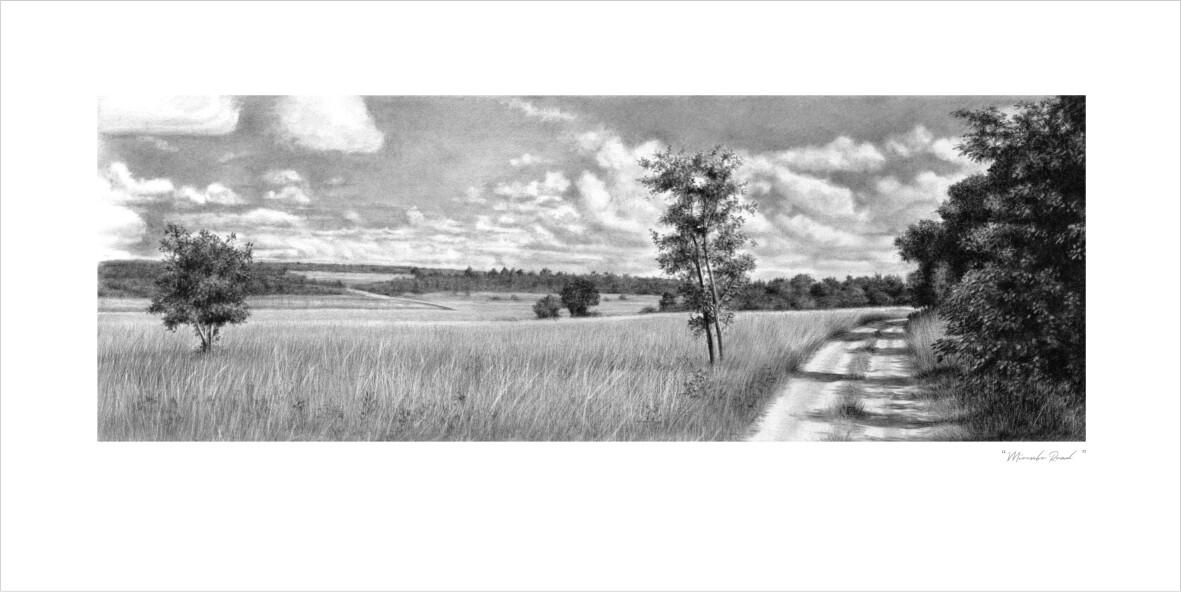 """""""Miombo Road"""""""
