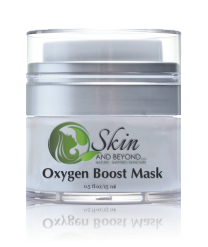 Oxygen Boost Mask