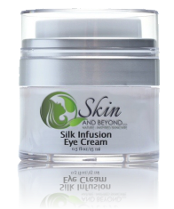 Silk Infusion Eye Cream