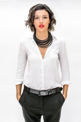 Olivia Shirt In Egyptian Cotton