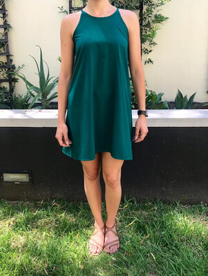 Anna Dress green Small