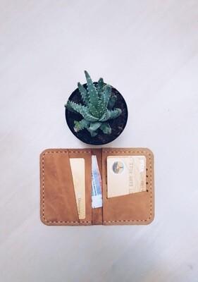 Rugged Moose Bifold Card wallet
