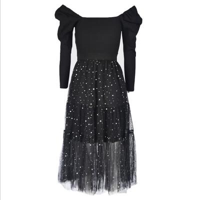 Stars & Moons Tulle Skirt