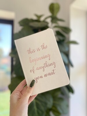 This is the beginning Notebook