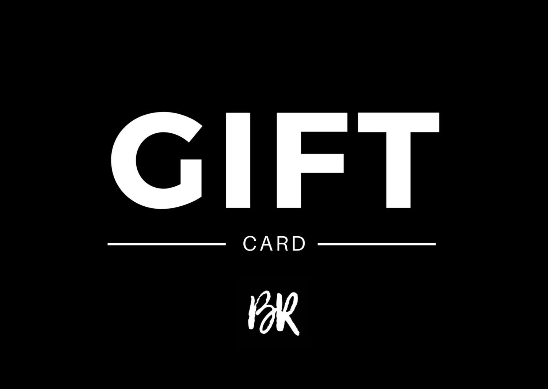 BiBi Rouge Gift card