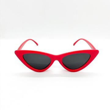 Sass Sunglasses Red