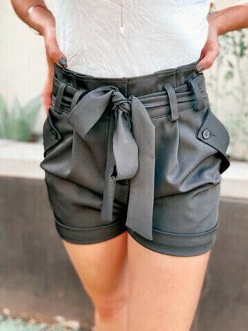 Nadine Shorts Black