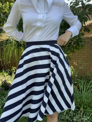 Stripe Short Audrey size 34