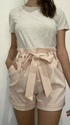 Nadine Shorts Baby Pink