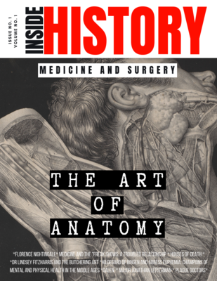 (UK Delivery) Inside History: Medicine and Surgery.  Print Edition