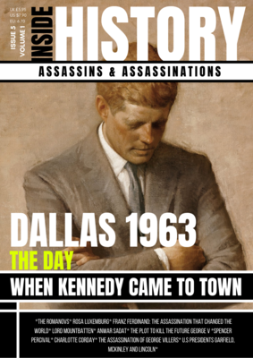 (UK Delivery) Inside History: Assassins & Assassinations