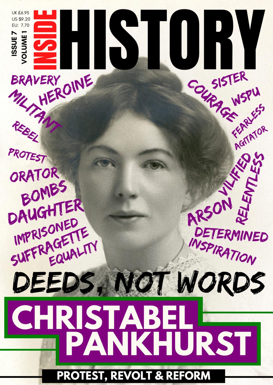 (UK Delivery) Inside History: Protest, Revolt & Reform