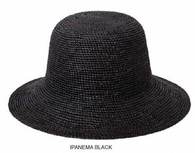 SOMBRERO IPANEMA BLACK