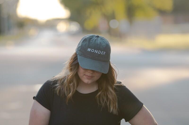 WONDER dad hat