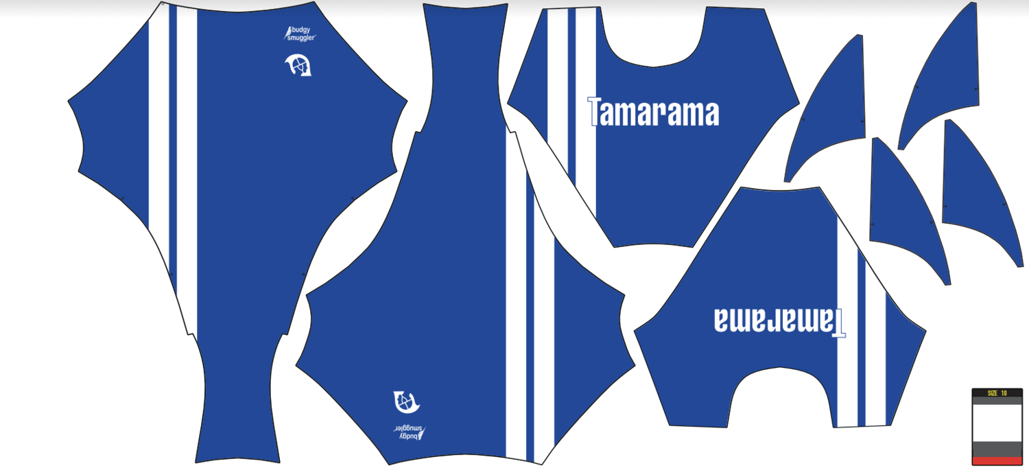 Member's price - New Tamarama Womens Competition One piece for pre-order only until 29 November 2020