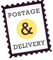 Postage & Delivery $7